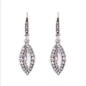 Betsey Deco Drop Earrings